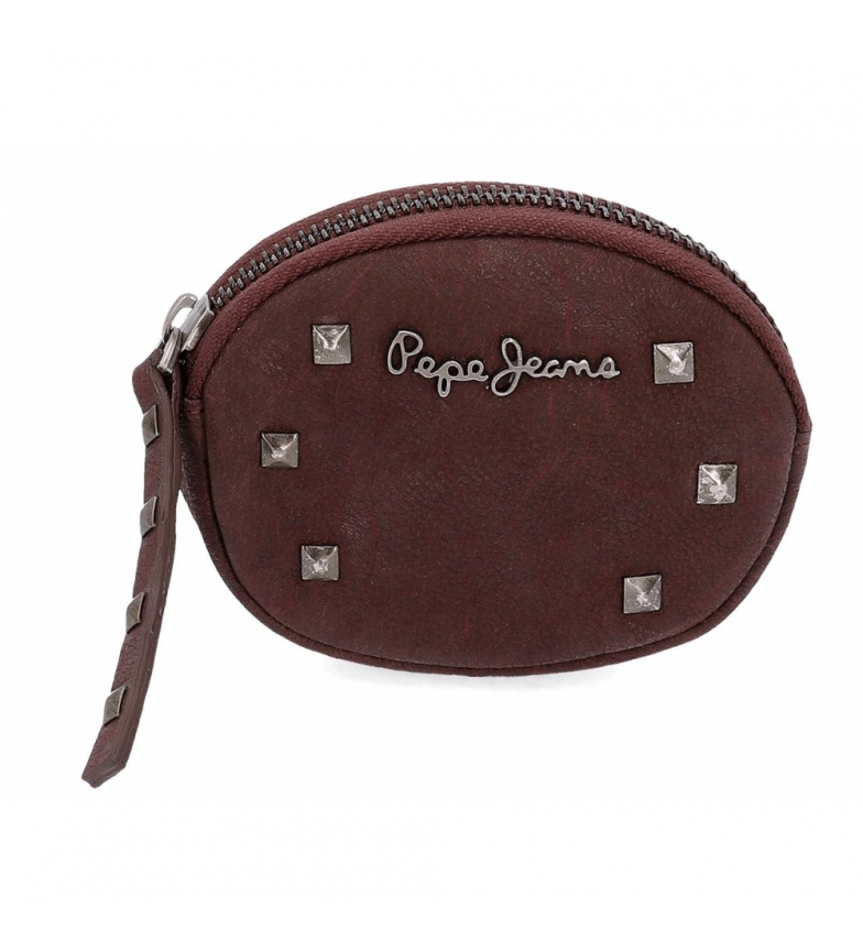 Comprar Pepe Jeans Pepe Jeans Alessia purse burgundy -10.5x7.5x1.5cm