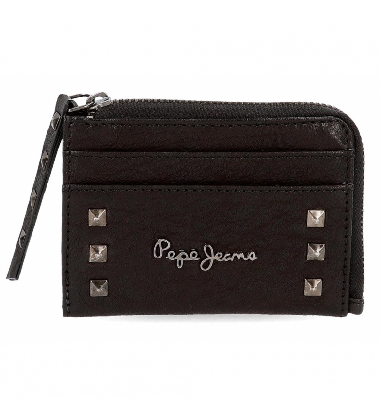 Comprar Pepe Jeans Pepe Jeans Alessia purse with black card holder -11.5x8x1.5cm