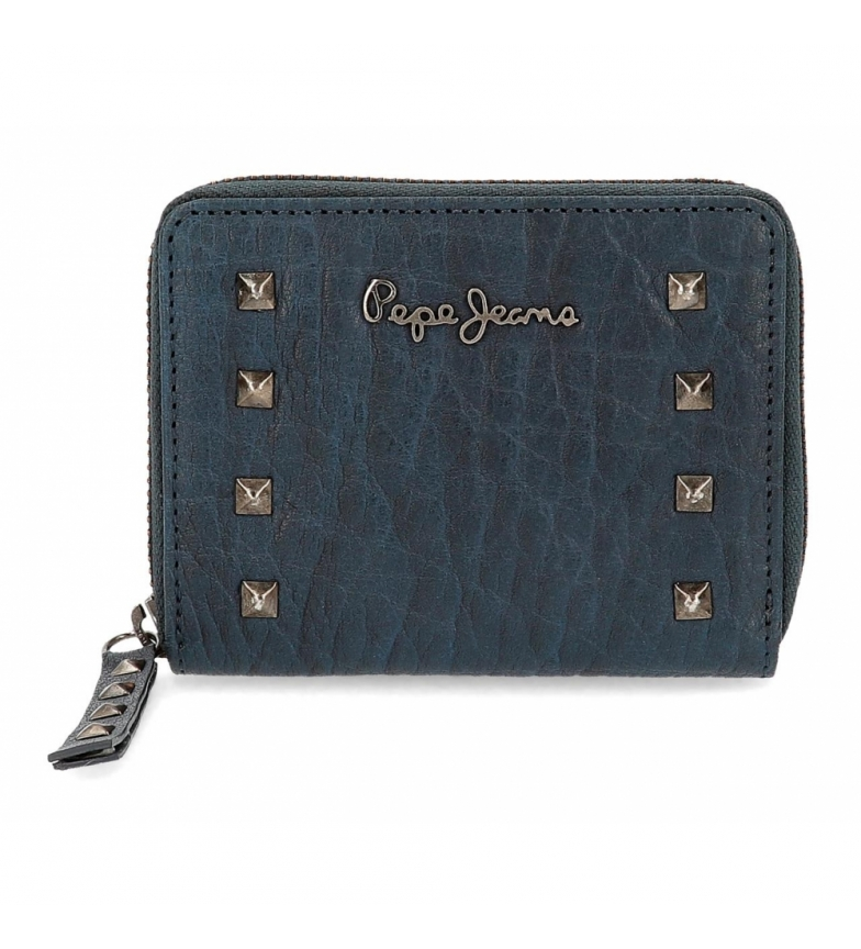 Comprar Pepe Jeans Pepe Jeans Alessia briefcase with blue zipper -11.5x9x2cm
