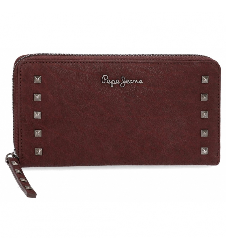 Comprar Pepe Jeans Wallet Pepe Jeans Alessia burgundy -19.5x10x2cm