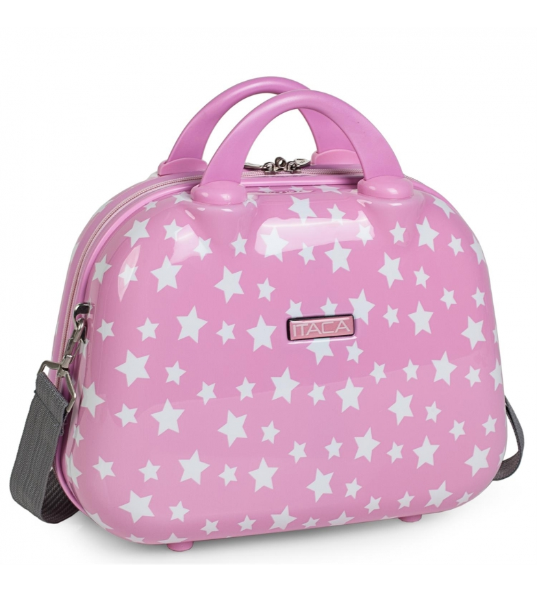 Comprar ITACA Bolsa Sanitária Grande Criança Viagem 702435 rosa