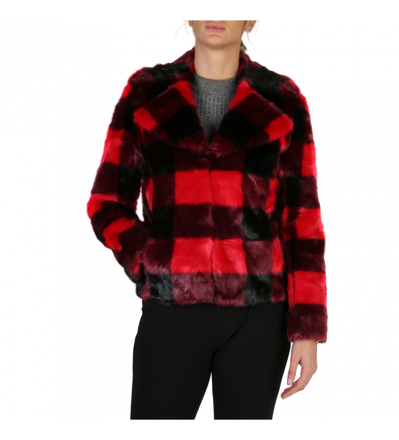 Comprar Guess Jacket W84L84 red