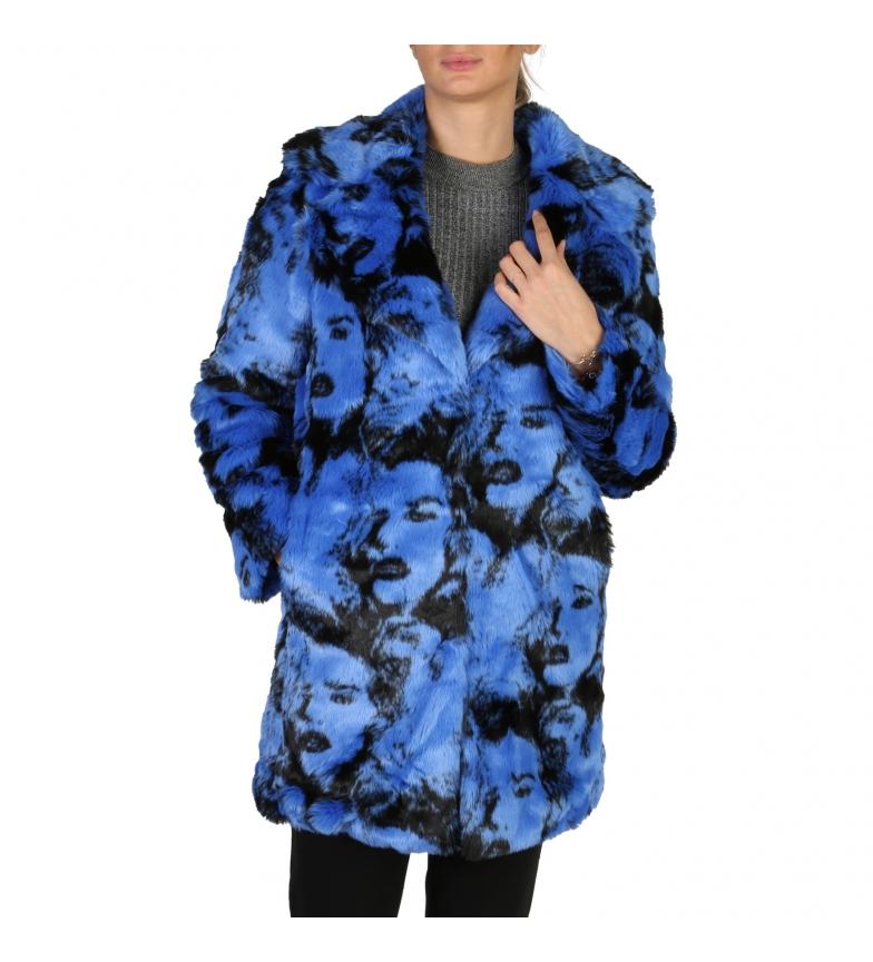 Comprar Guess Casacos W84L82 azul