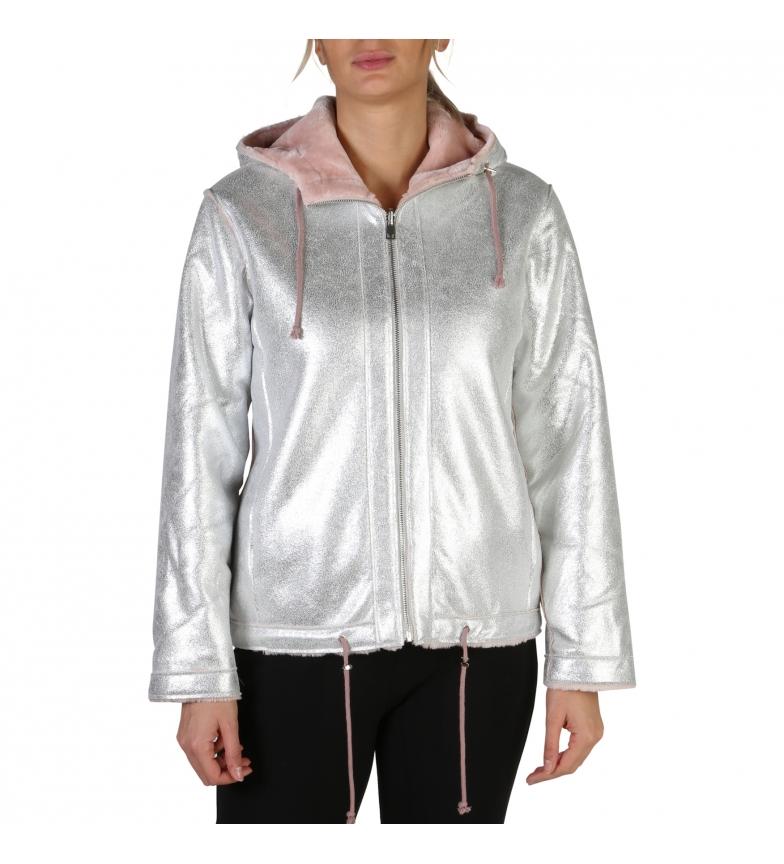 Comprar Guess Jacket W83SE1 grey