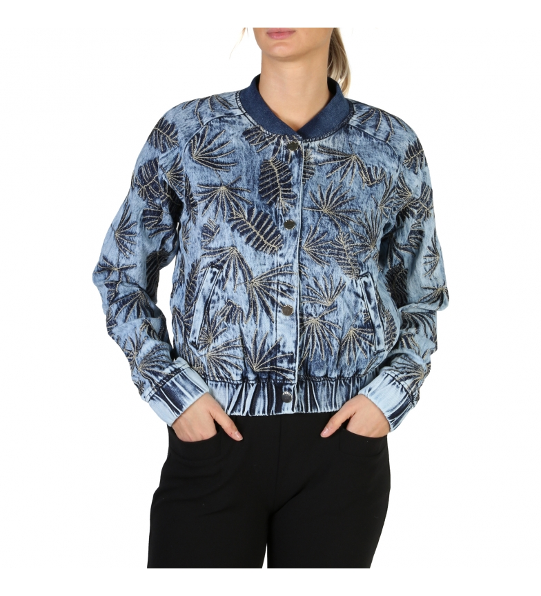 Comprar Guess Jaqueta W82N56 azul