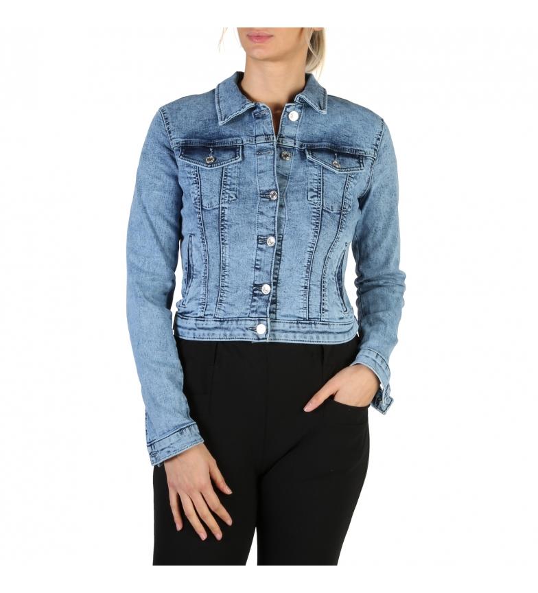 Comprar Guess Jaqueta W82N0E azul