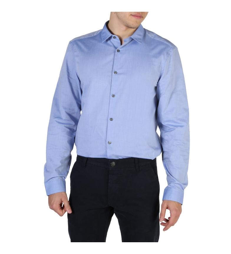 Comprar Calvin Klein Camisa K10K100382 azul