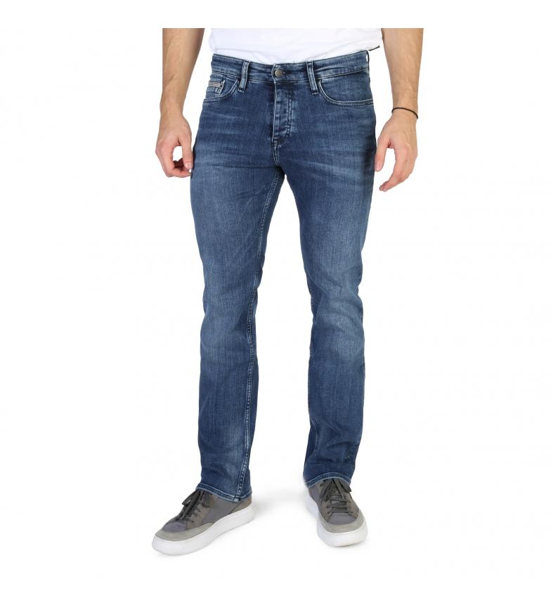 Comprar Calvin Klein Vaqueros J3EJ302396 azul