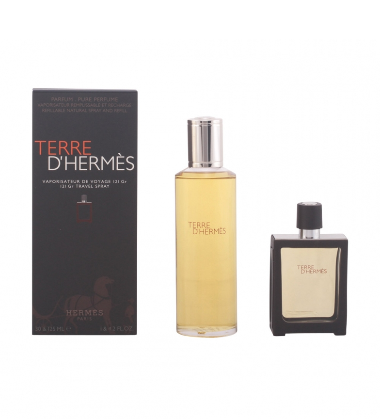 Comprar Hermès Lot 2pz Terre d'Hermès Edp 30ml + Edp 125ml