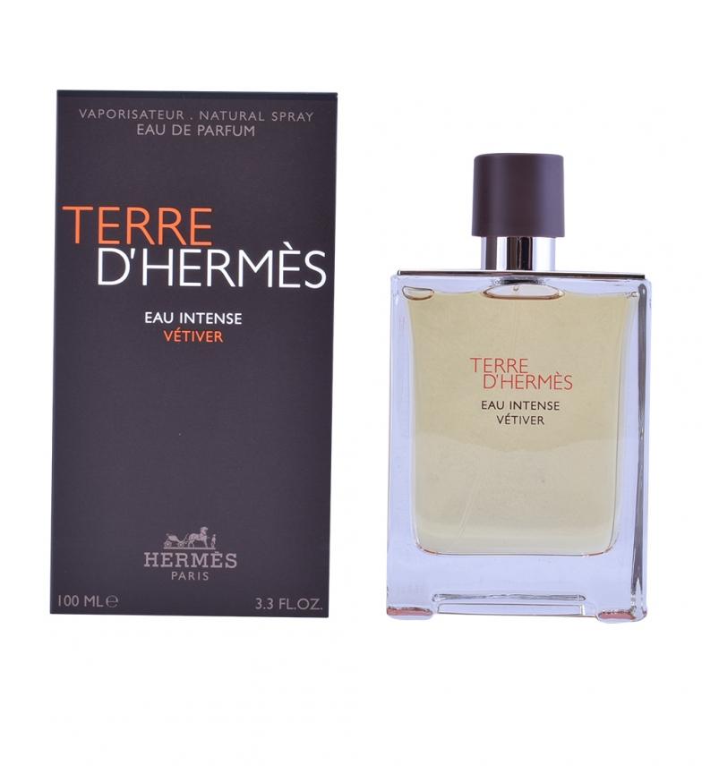 Comprar Hermès Eau de parfum Terre D'hermès Eau Intense Vétiver 100ml