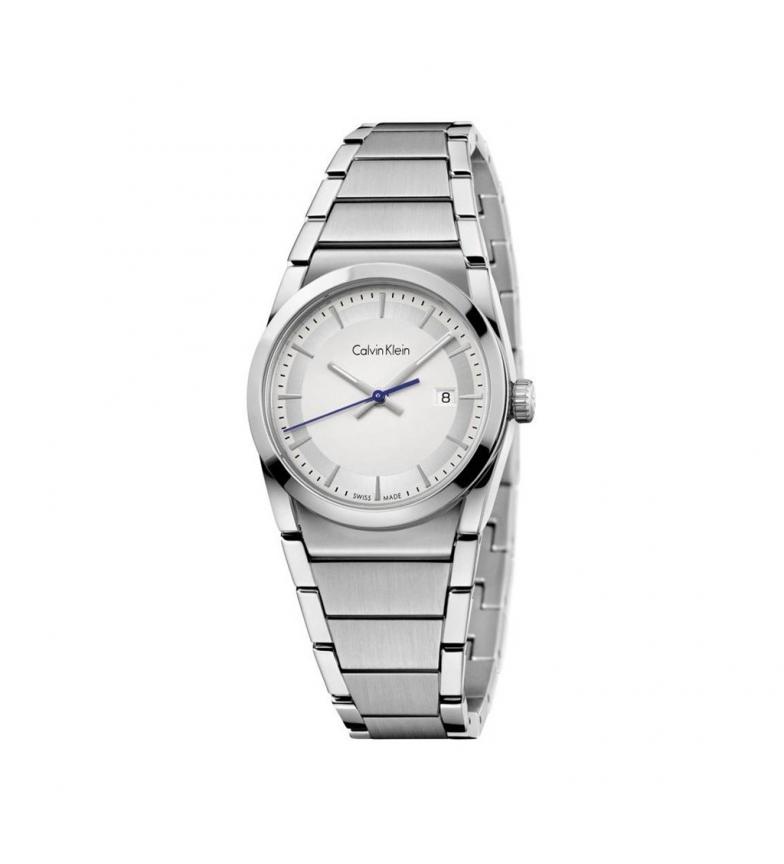 Comprar Calvin Klein Relógio analógico K6K33 cinza