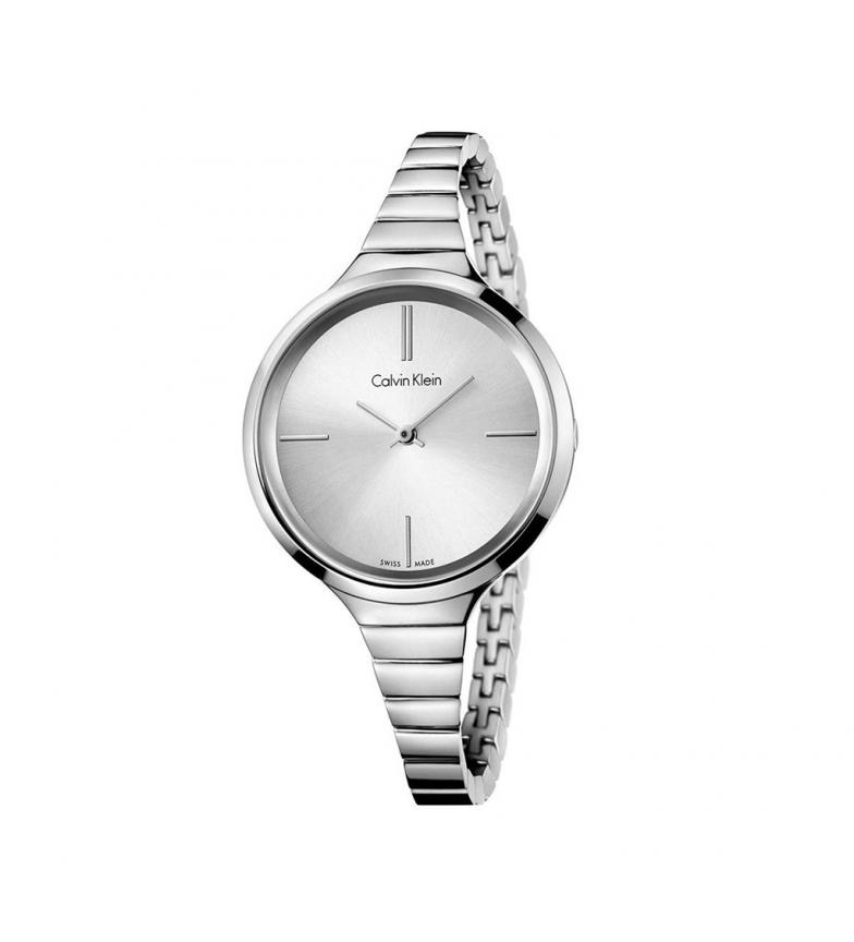 Comprar Calvin Klein Analog clock K4U23 gray