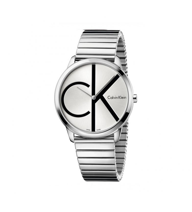 Comprar Calvin Klein Analog clock K3M21 gray