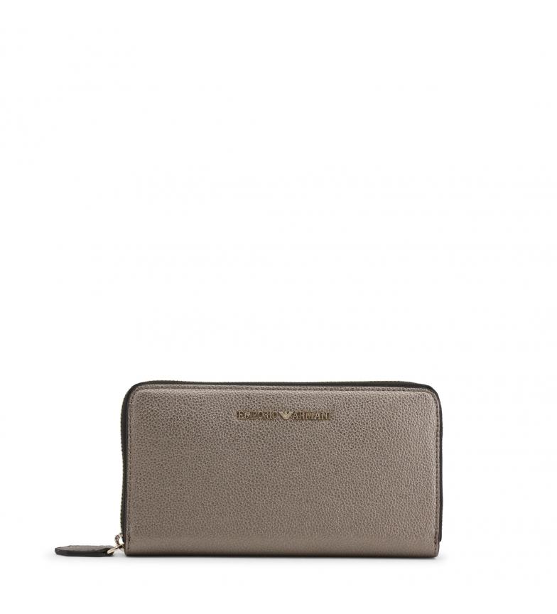 Comprar Emporio Armani Portafoglio Y3H114-YH65A grigio -20x10.5x2cm-