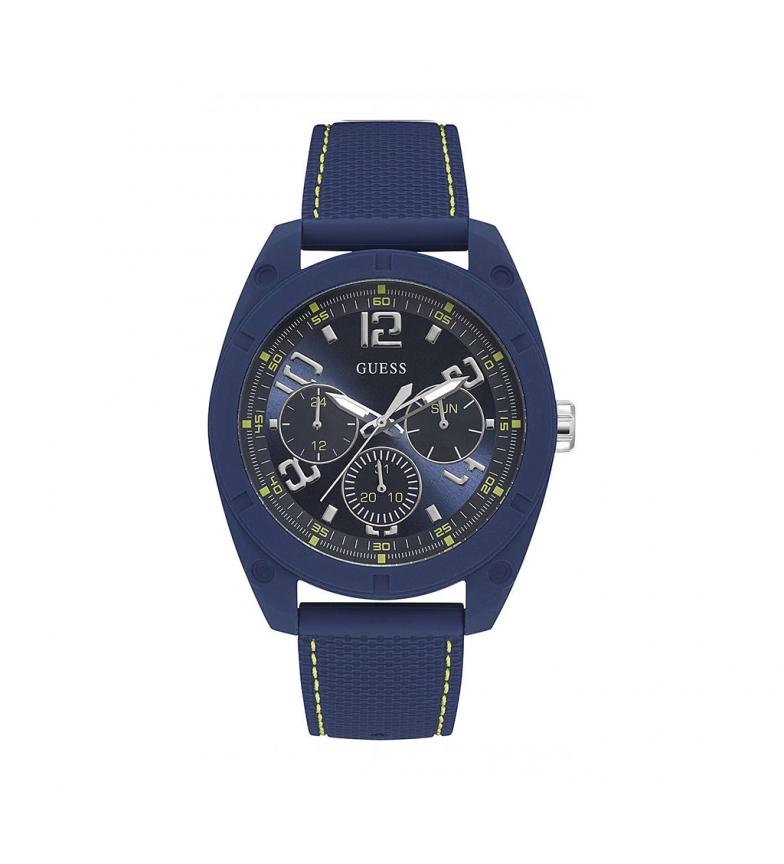 Comprar Guess Analog clock W1256 blue