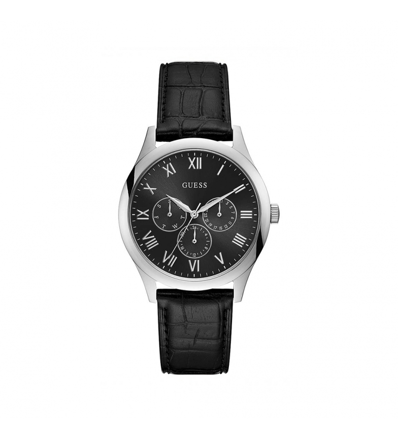 Comprar Guess Analogical leather watch W1130 black