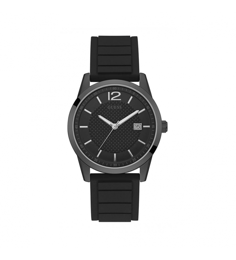 Comprar Guess Analog clock W0991 black