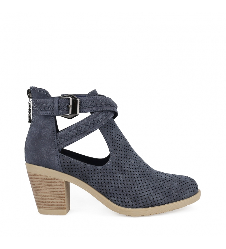Comprar Chika10 Tonia 04 marine ankle boots -Heel height: 7cm