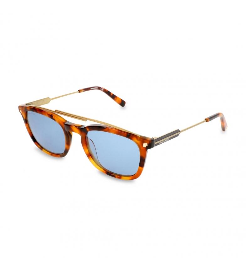 Comprar Dsquared2 Lunettes de soleil DQ0272 marron