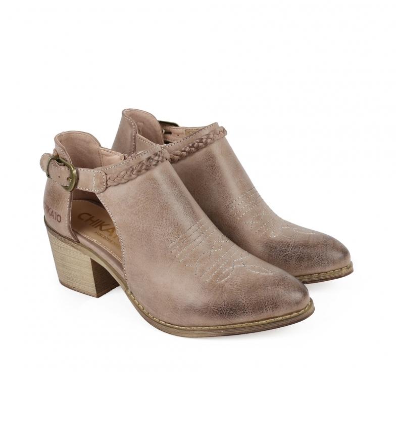 Comprar Chika10 Lírio 05 botas de tornozelo nu - Altura do calcanhar: 6cm