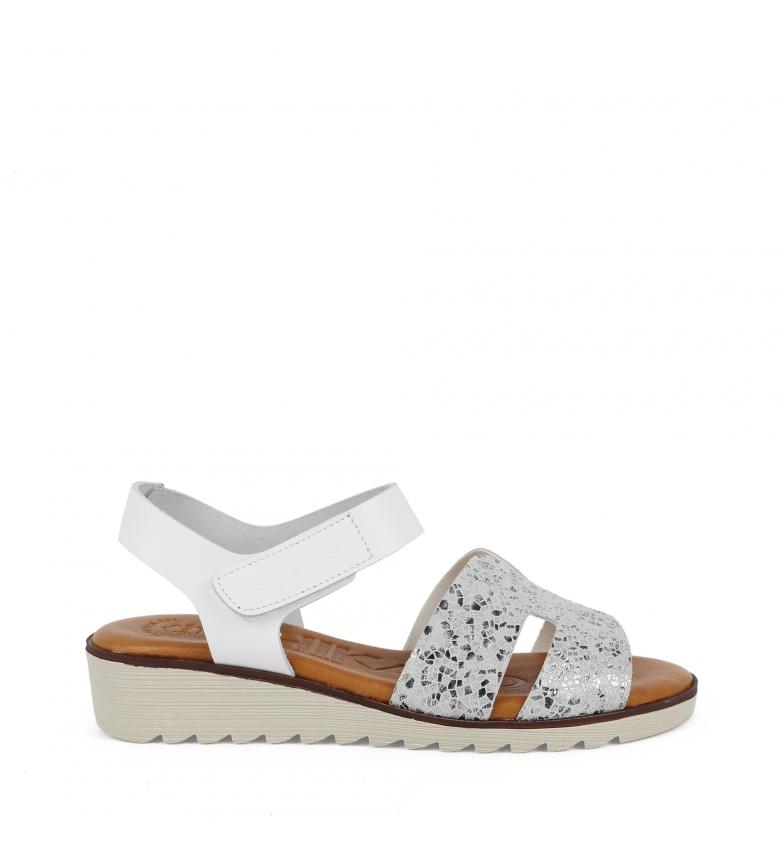 Comprar Chika10 Sandalias de piel Filipinas 12 blanco