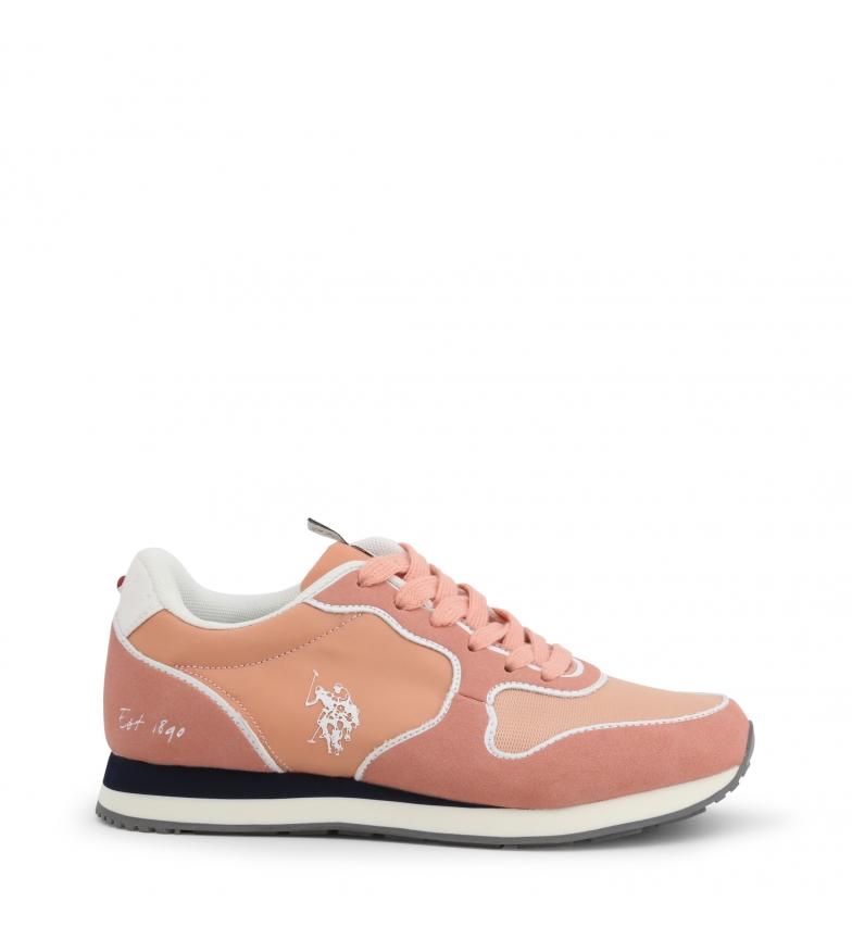 Comprar U.S. Polo Assn. Scarpe rosa AIACE4145S0_HN1