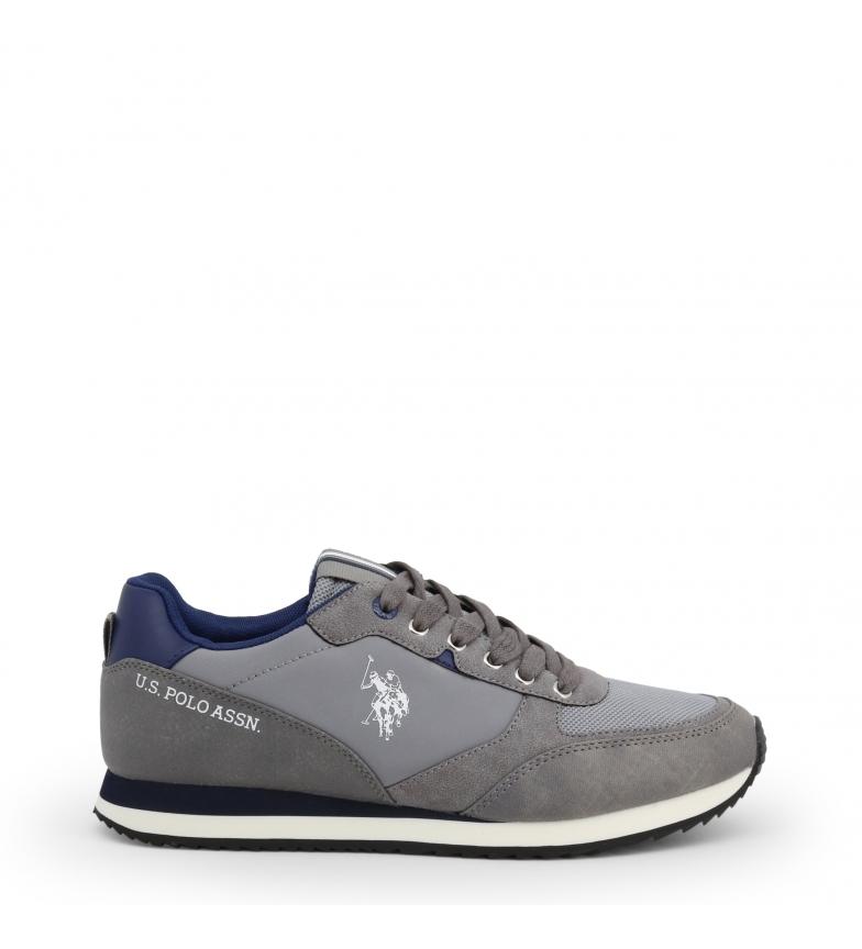 Comprar U.S. Polo Assn. Shoes WILYS4123S0_YH1 grey