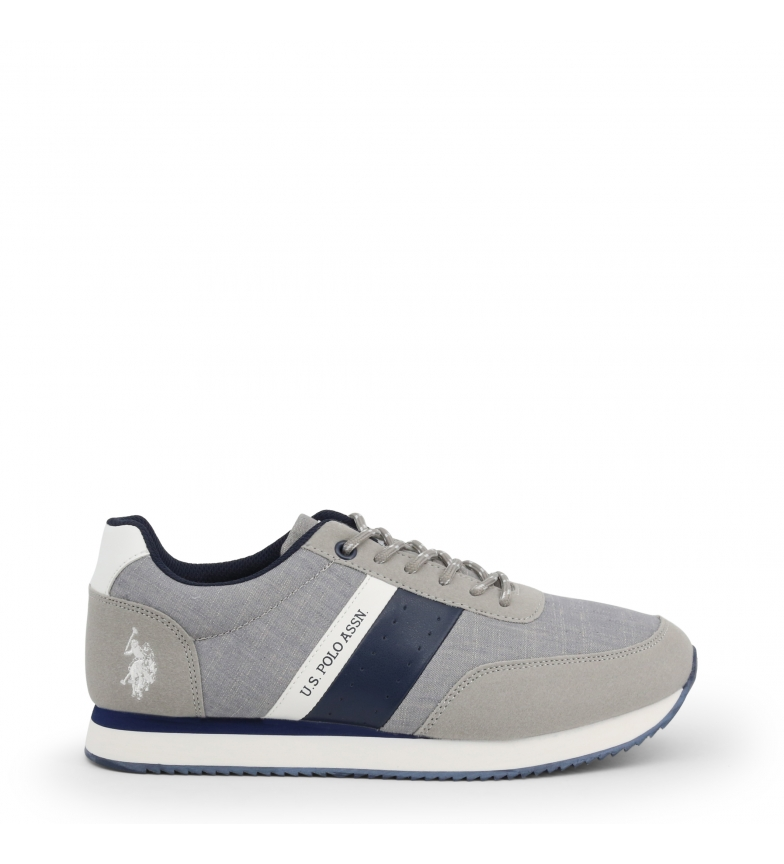 Comprar U.S. Polo Assn. Shoes NOBIL4243S0_TH1 grey