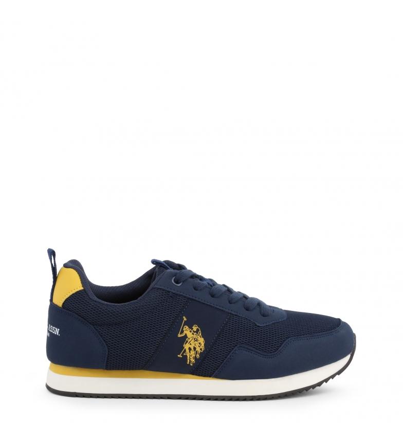 Comprar U.S. Polo Assn. Zapatillas NOBIL4243S0_TH1 azul