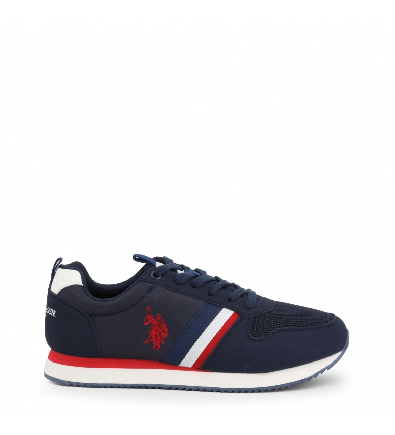 Comprar U.S. Polo Assn. Chaussures NOBIL4243S0_TH1 bleu