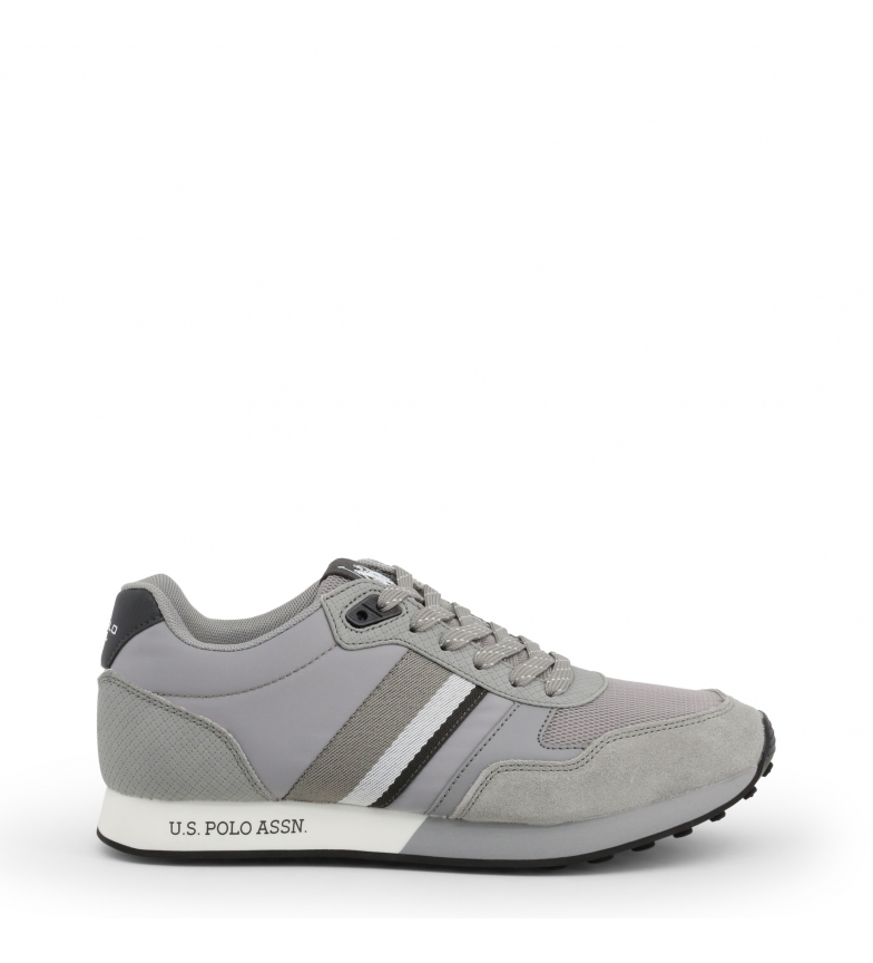 Comprar U.S. Polo Assn. Shoes FLASH4088S9_SN2 grey