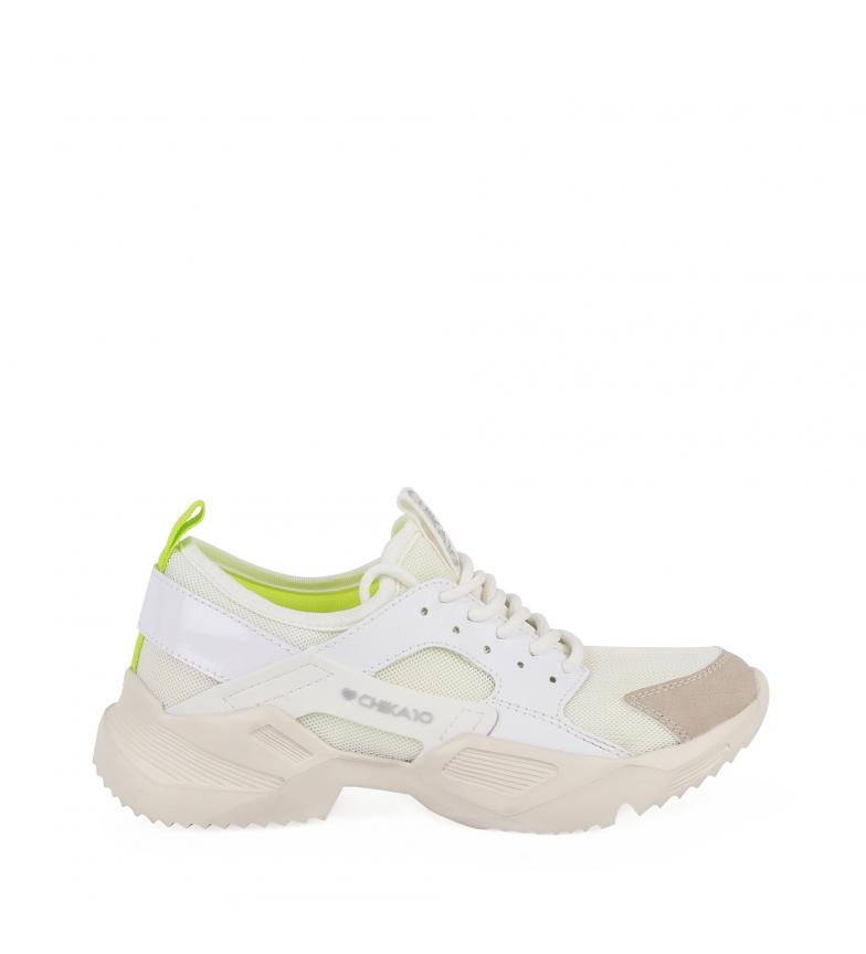 Comprar Chika10 Scarpe bianche Cuca 01