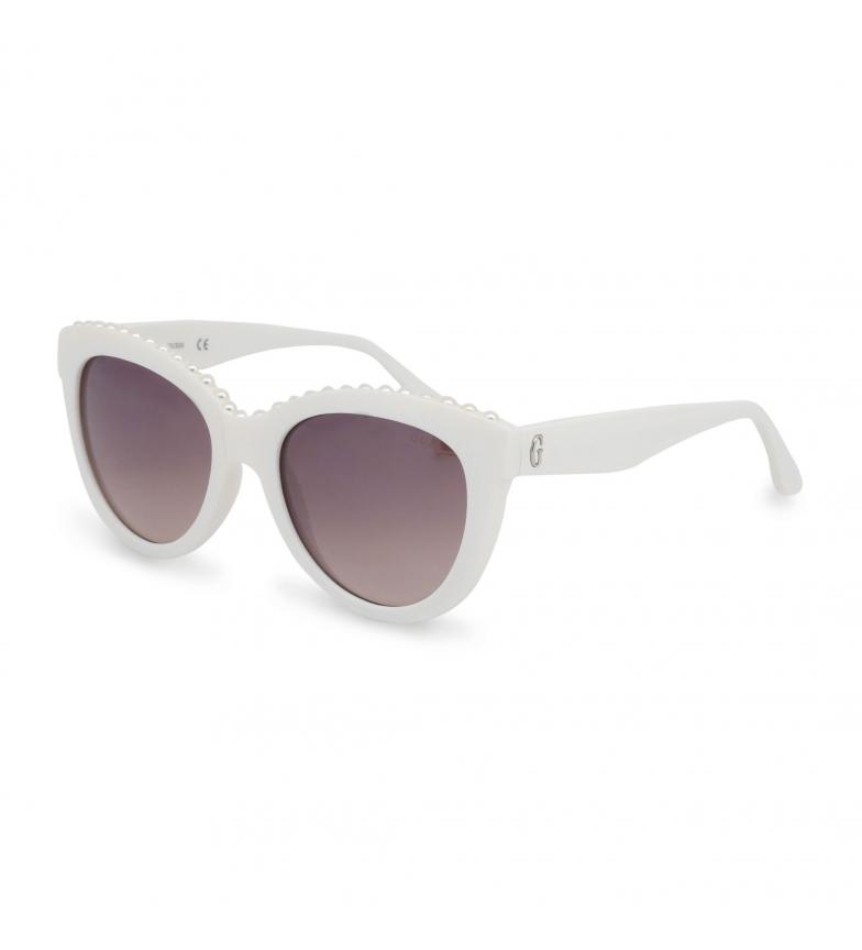 Comprar Guess Lunettes de soleil GF6068 blanches