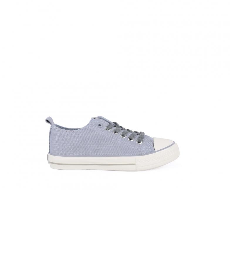 Comprar Chika10 Crianças da cidade 12 sapatos azul claro