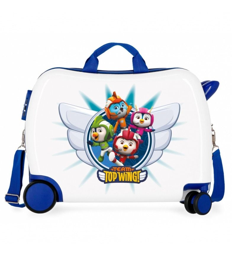 Comprar Disney & Friends Valise pour enfants Team Top Wing -38x50x20cm
