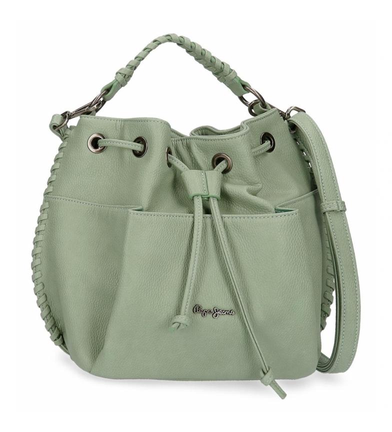 Comprar Pepe Jeans Pepe Jeans Braid Bag Green -25x27x16cm