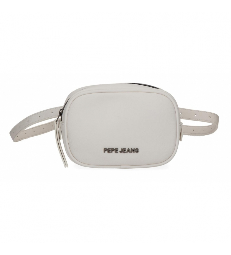 Comprar Pepe Jeans Pepe Jeans Eva White Bum Bag -18x12x5cm
