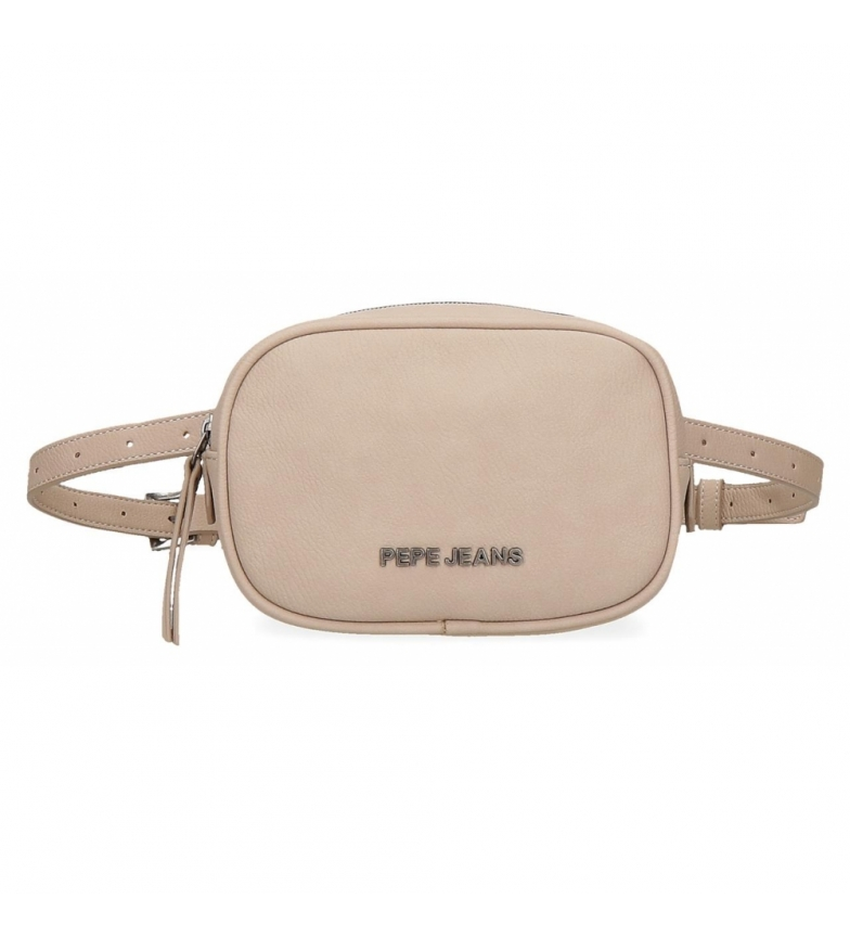 Comprar Pepe Jeans Marsupio Pepe Jeans Eva Taupe -18x12x5cm-