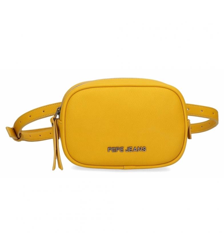 Comprar Pepe Jeans Pepe Jeans Eva Ocre Bum bag -18x12x5cm