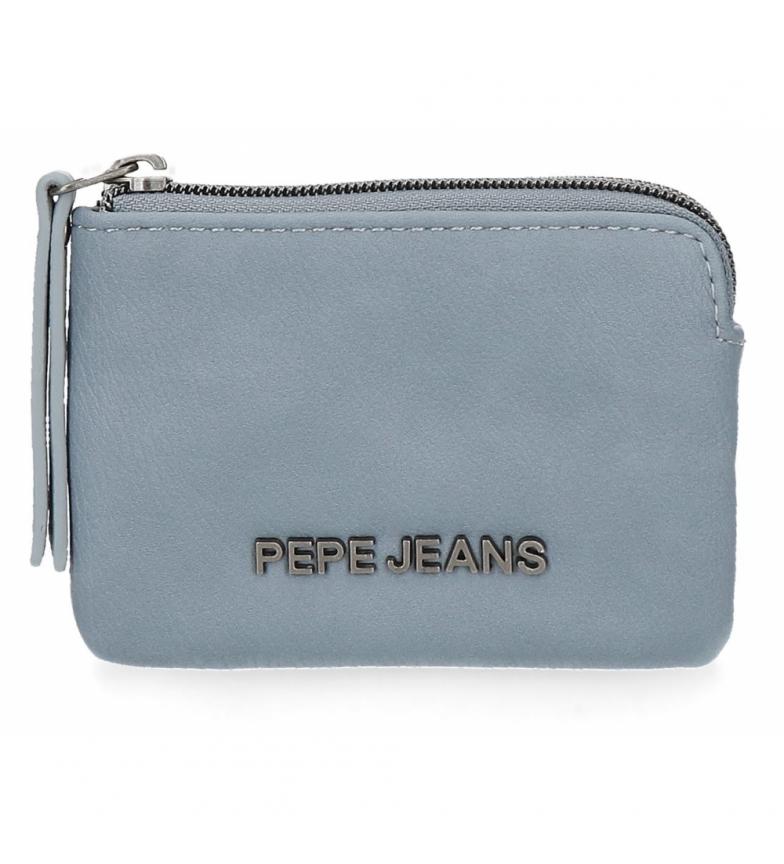 Comprar Pepe Jeans Portafoglio Pepe Jeans Eva Blue -13x9x1,5cm-
