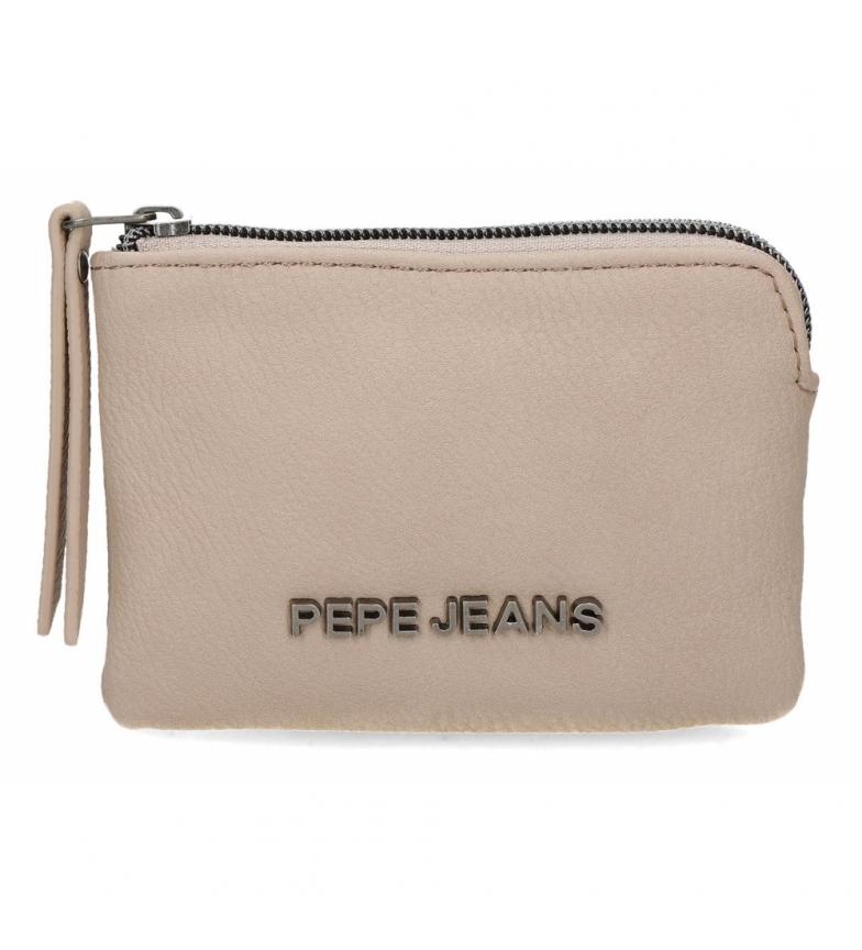 Comprar Pepe Jeans Portafoglio Pepe Jeans Eva Taupe -13x9x1,5cm-