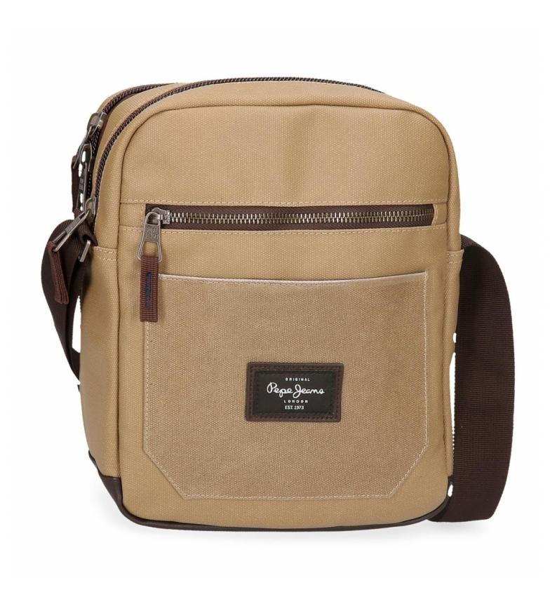 Comprar Pepe Jeans Grand sac à bandoulière Pepe Jeans Jasp Portatablet -23x27x7cm