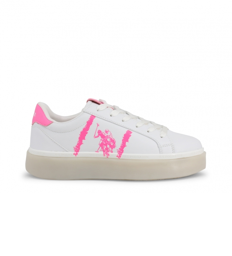 Comprar U.S. Polo Assn. Shoes LUCY4179S0_Y1 white
