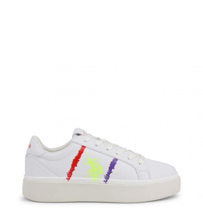 Comprar U.S. Polo Assn. Sapatos LUCY4179S0_Y1 branco