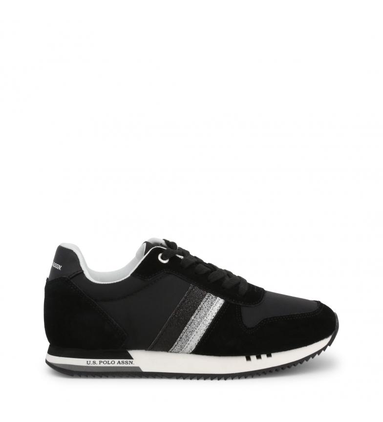 Comprar U.S. Polo Assn. Sapatos CORA4205W9_TS1 preto