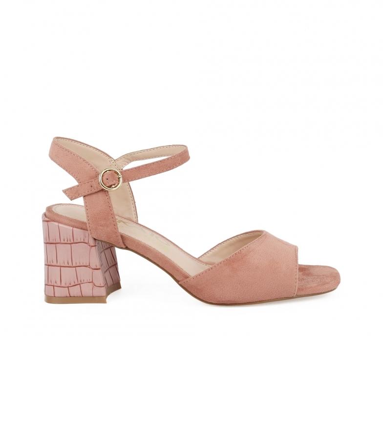 Comprar Chika10 Sandal Noelia 05 nude -Heel height: 7cm