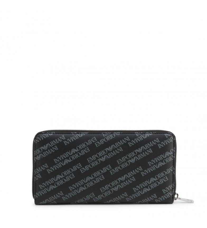 Comprar Emporio Armani Wallet Y4R169-YLO7E black -22x11x2.5cm