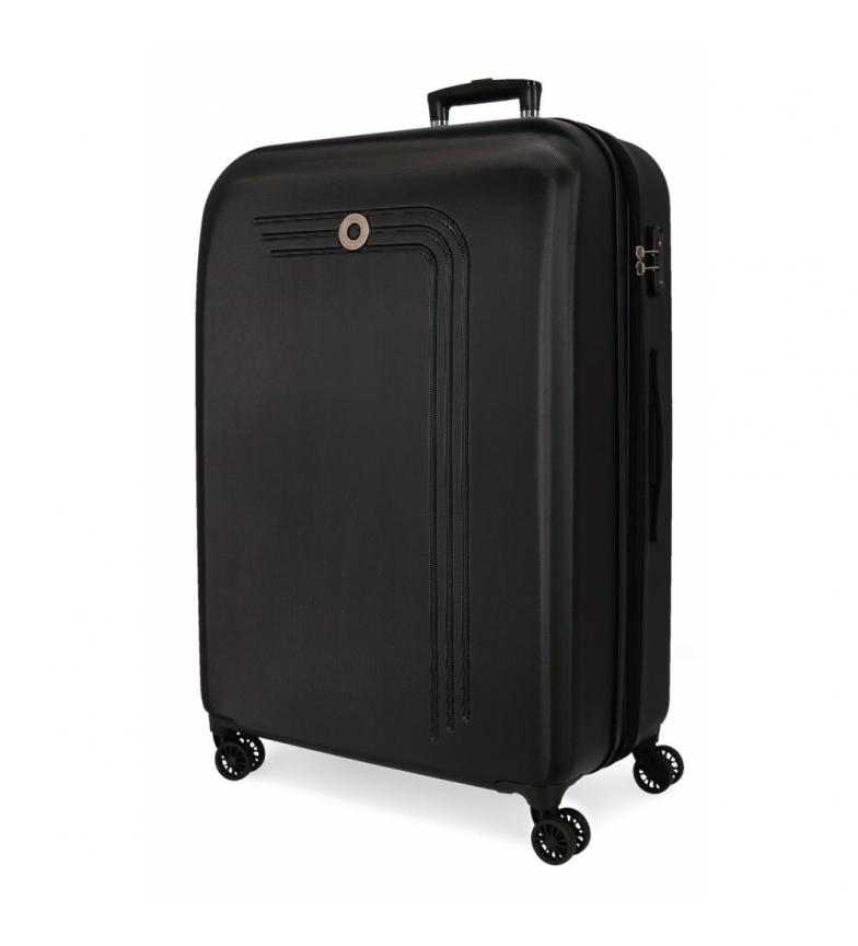 Comprar Movom Grande valise Movom Riga Rigide noir -56x80x29cm