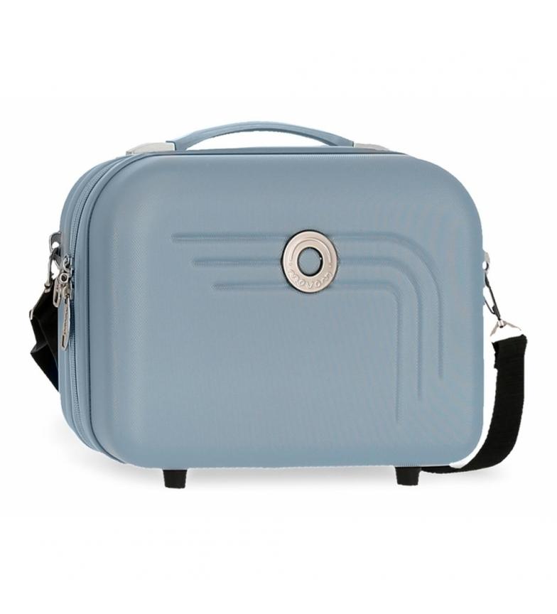 Comprar Movom Toilet bag Movom Riga ABS Adaptable blue -29x21x15cm