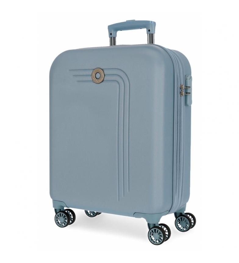 Comprar Movom Movom Riga Sac de cabine extensible bleu -40x55x20cm